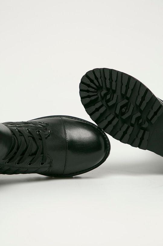 čierna Steve Madden - Členkové topánky Londa
