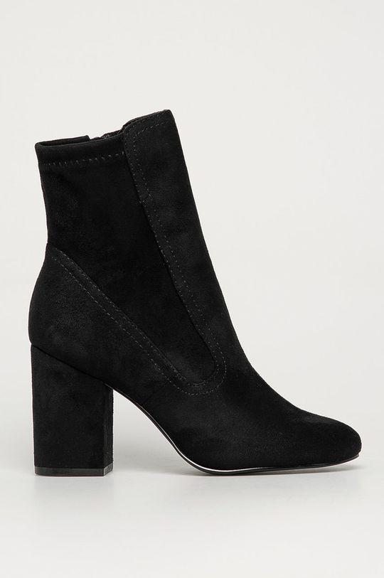 čierna Steve Madden - Členkové topánky Rheta Dámsky