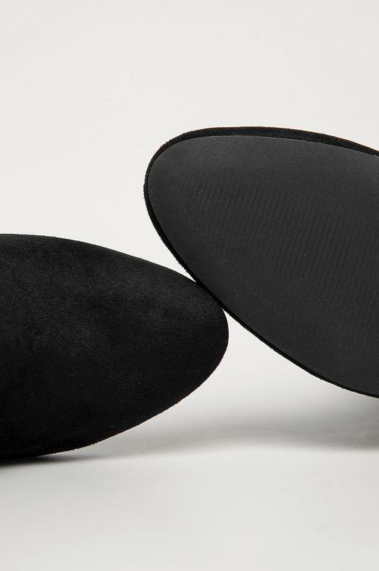 čierna Steve Madden - Členkové topánky Rheta