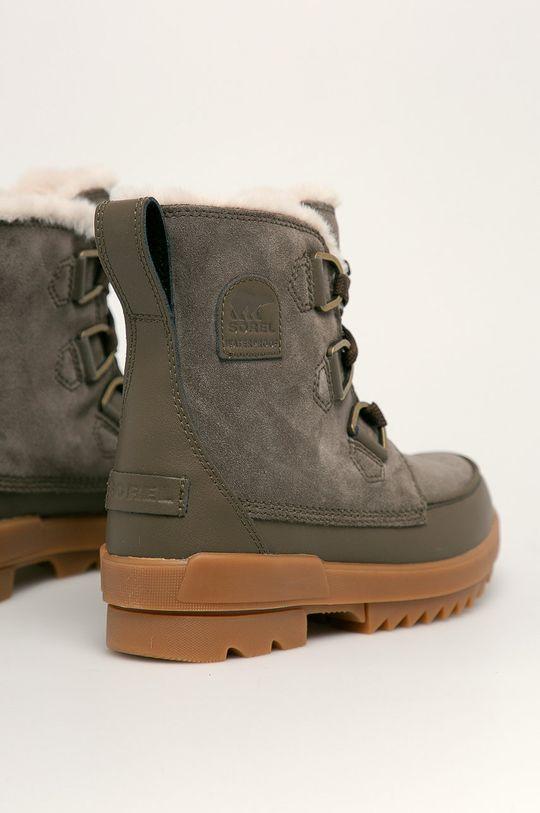 Sorel - Шкіряні чоботи Torino II  Халяви: Натуральна шкіра Внутрішня частина: Текстильний матеріал Підошва: Синтетичний матеріал
