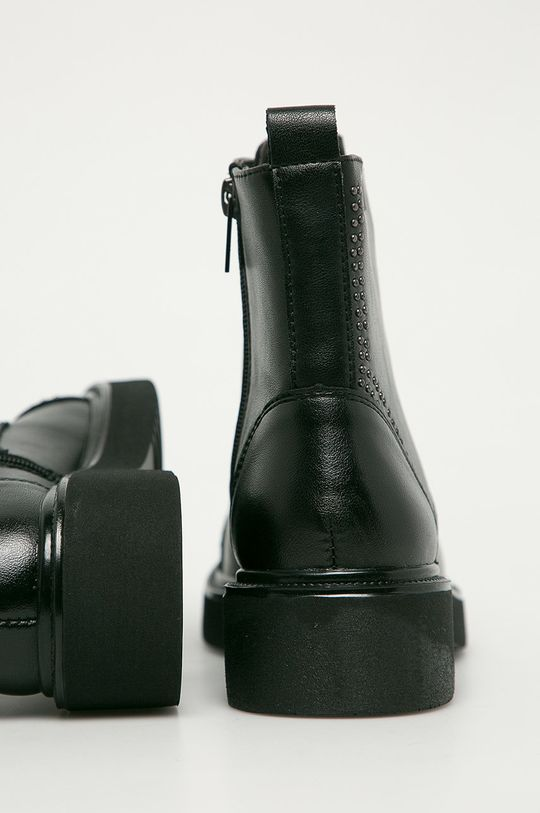 Big Star - Kožené kotníkové boty  Svršek: Přírodní kůže Vnitřek: Textilní materiál Podrážka: Umělá hmota
