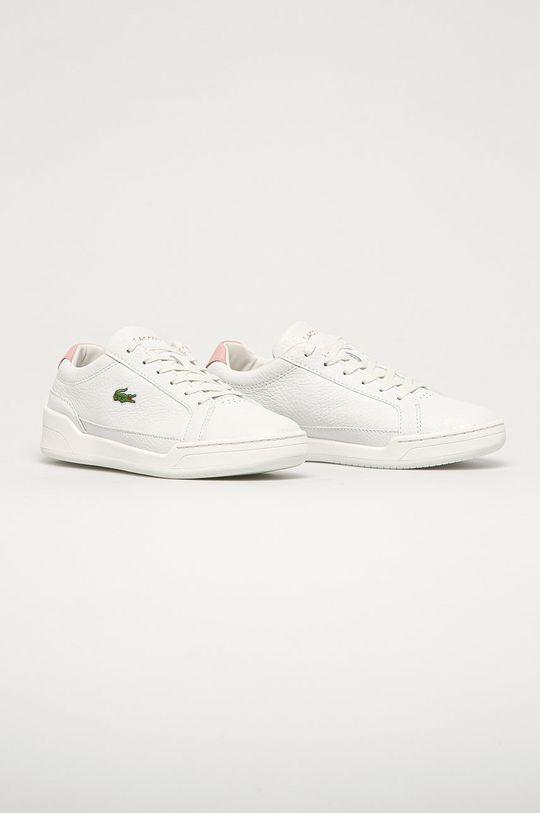 Lacoste - Pantofi alb