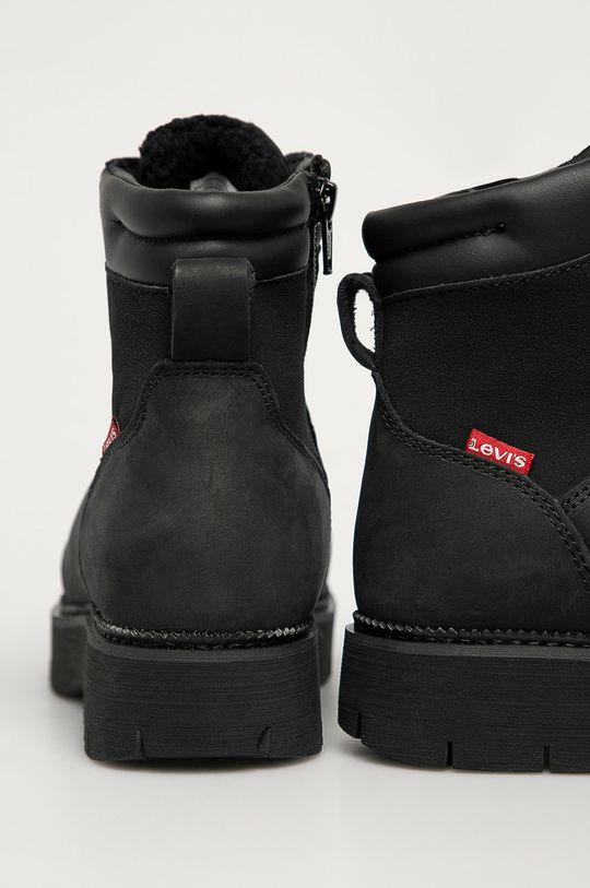 Levi's - Замшевые ботинки  Голенище: Замша Внутренняя часть: Текстильный материал Подошва: Синтетический материал
