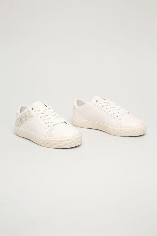 Levi's - Pantofi alb