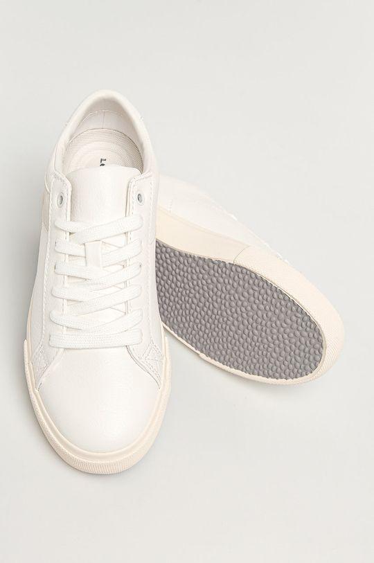 alb Levi's - Pantofi