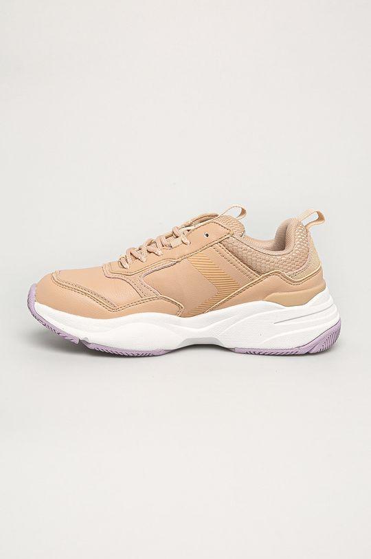 Levi's - Pantofi  Gamba: Material sintetic, Material textil, Piele naturala Interiorul: Material textil Talpa: Material sintetic
