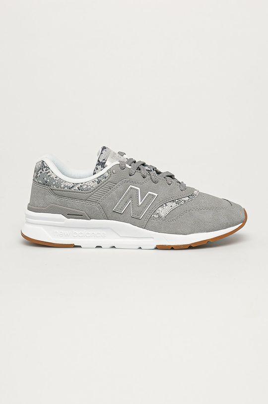 sivá New Balance - Topánky CW997HCG Dámsky