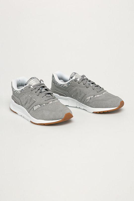 New Balance - Topánky CW997HCG sivá