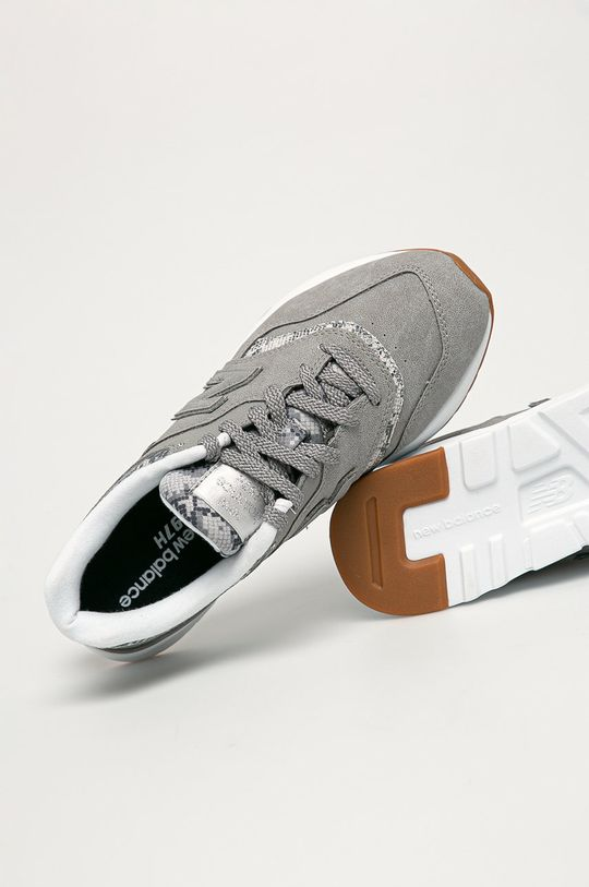 sivá New Balance - Topánky CW997HCG