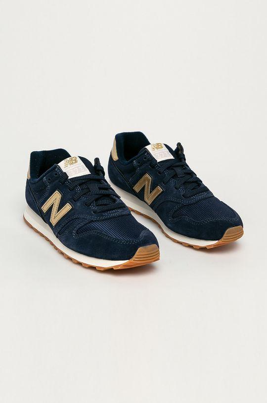 New Balance - Pantofi WL373FD2 bleumarin