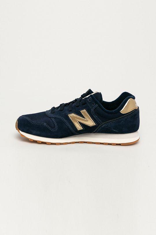 New Balance - Pantofi WL373FD2  Gamba: Material textil, Piele naturala Interiorul: Material textil Talpa: Material sintetic