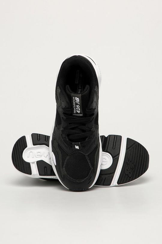 czarny New Balance - Buty WL426LB1