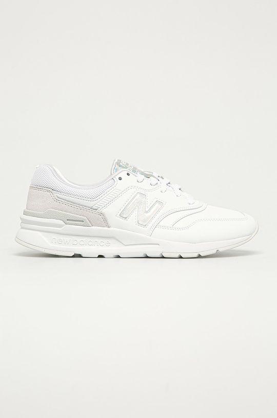 alb New Balance - Pantofi CW997HBO De femei
