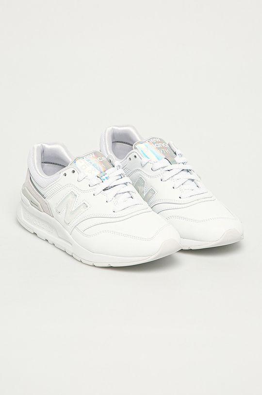 New Balance - Pantofi CW997HBO alb
