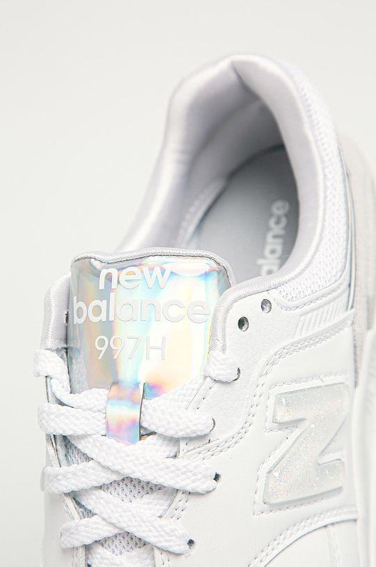 New Balance - Pantofi CW997HBO  Gamba: Material textil, Piele naturala Interiorul: Material textil Talpa: Material sintetic
