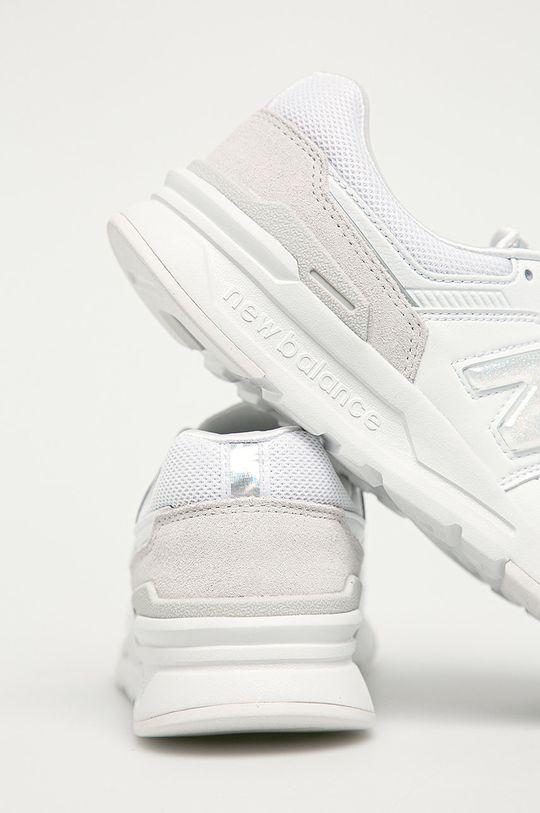 alb New Balance - Pantofi CW997HBO
