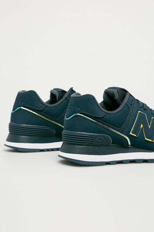 New Balance - Pantofi WL574CLA  Gamba: Material textil, Piele naturala Interiorul: Material textil Talpa: Material sintetic