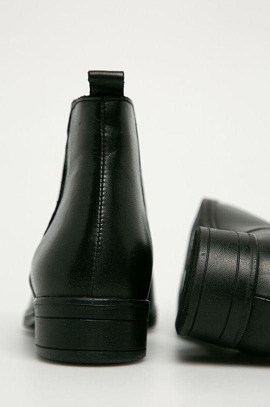 Aldo - Ghete Chelsea de piele Wicoeni  Gamba: Piele naturala Interiorul: Material sintetic, Material textil Talpa: Material sintetic
