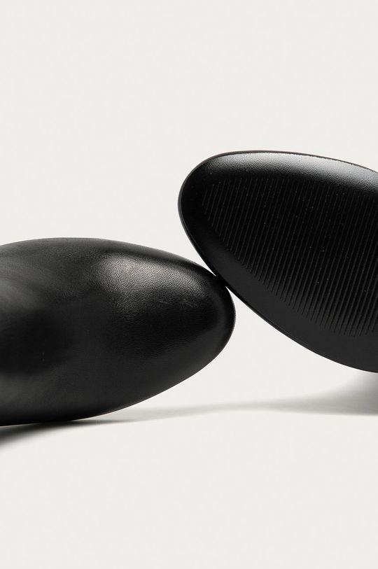 čierna Aldo - Členkové topánky Avlida