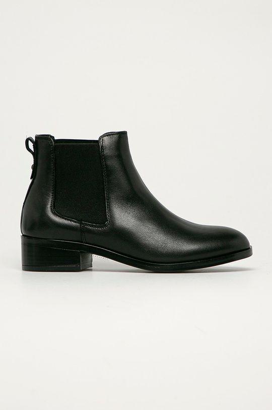 čierna Aldo - Kožené topánky Chelsea Eraylia Dámsky