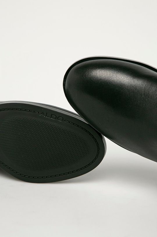 čierna Aldo - Kožené topánky Chelsea Eraylia
