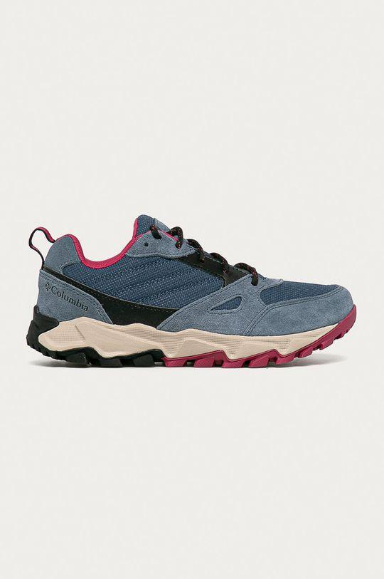 albastru Columbia - Pantofi Ivo Trail De femei