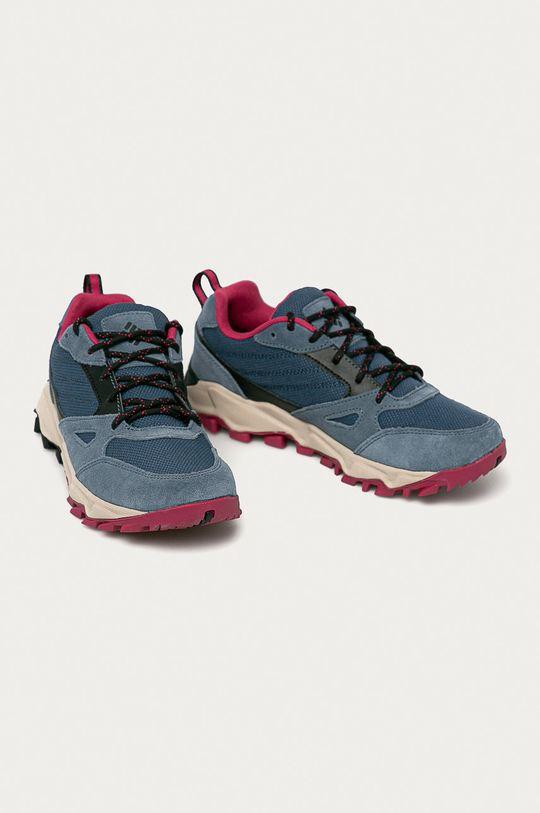 Columbia - Pantofi Ivo Trail albastru