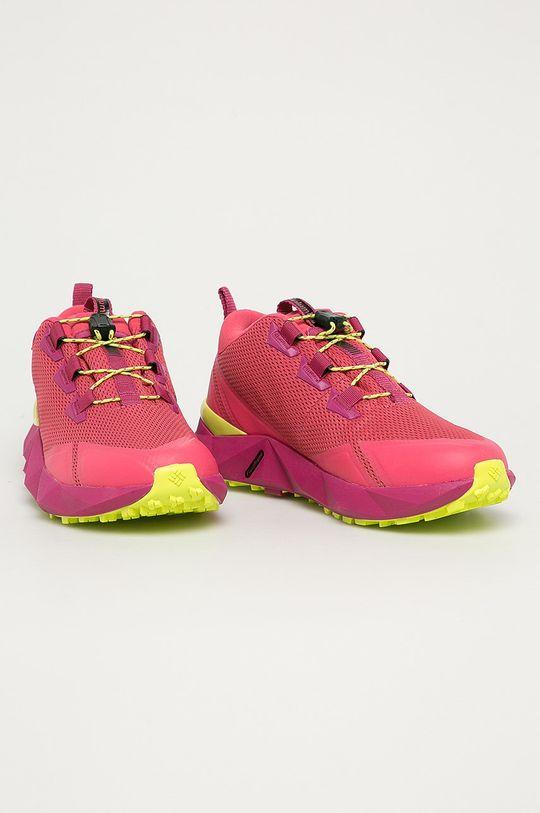 Columbia - Topánky Facet 30 sýto ružová