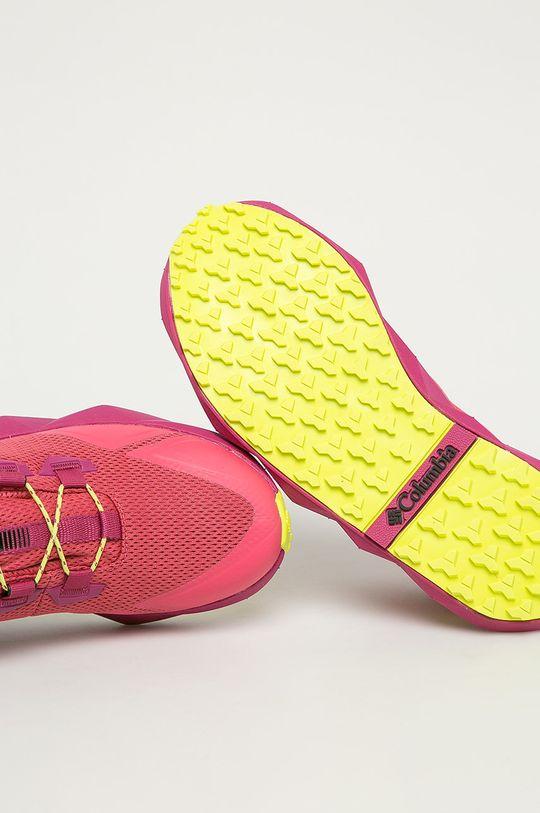 sýto ružová Columbia - Topánky Facet 30
