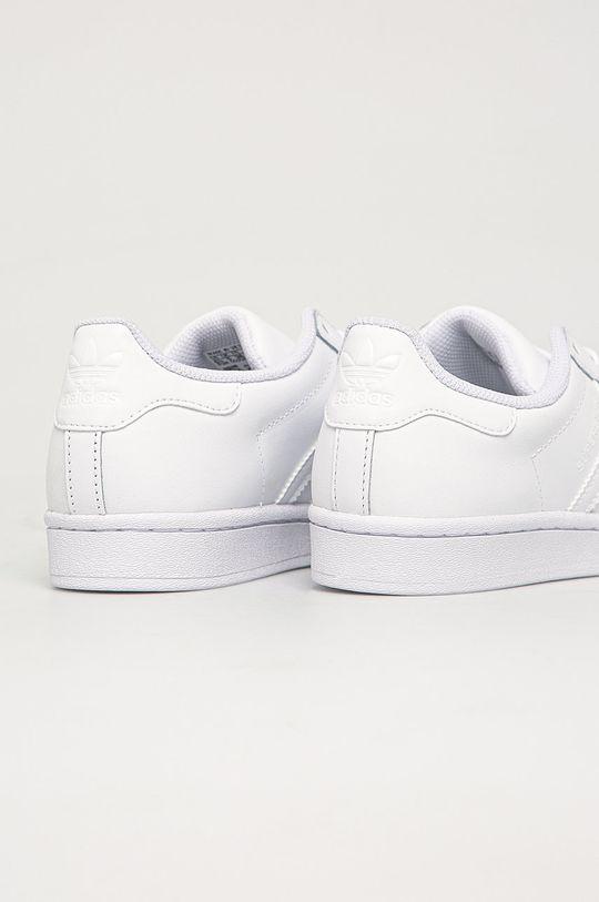adidas Originals - Kožené boty Superstar  Svršek: Přírodní kůže Vnitřek: Textilní materiál Podrážka: Umělá hmota