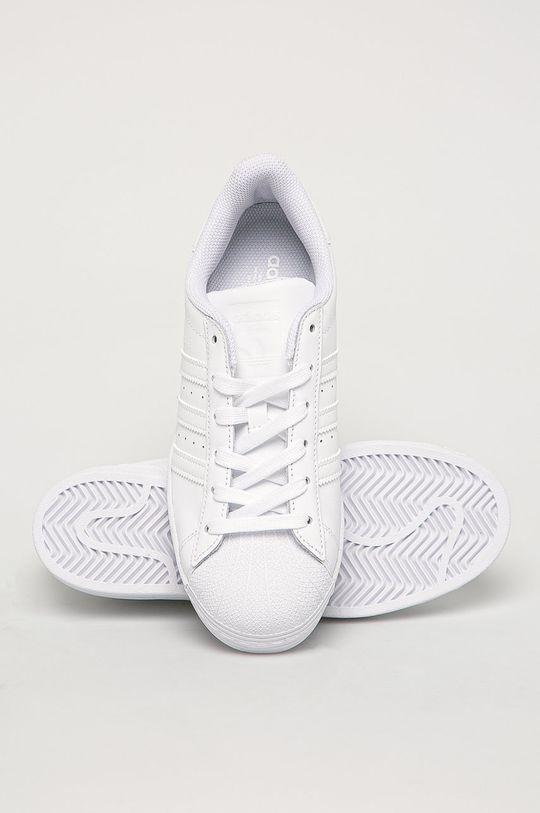 adidas Originals - Kožené boty Superstar Dámský