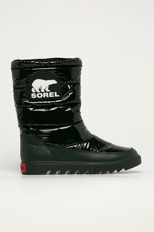 černá Sorel - Sněhule Joan Of Arctic Next Lime Dámský