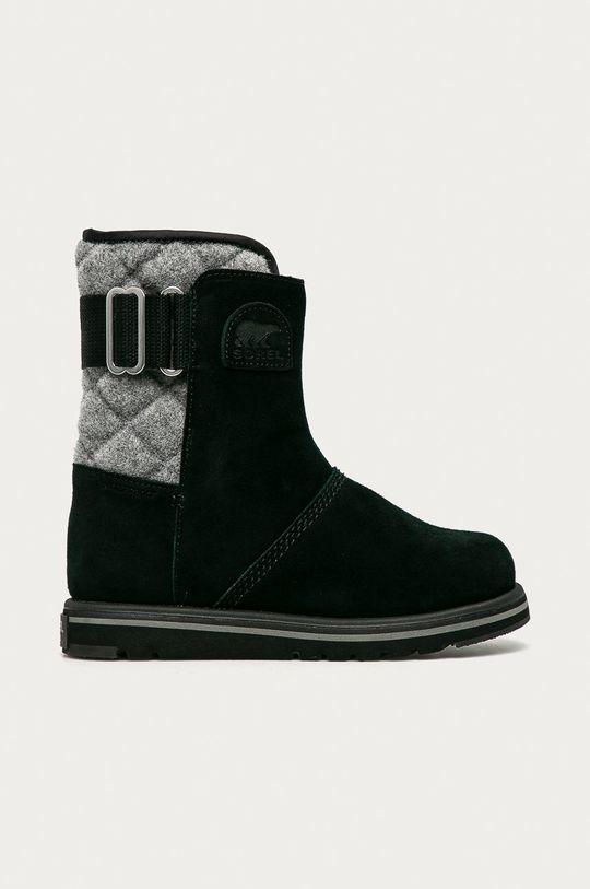 černá Sorel - Semišové boty Rylee Dámský