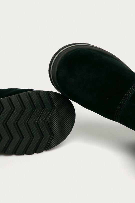 černá Sorel - Semišové boty Rylee