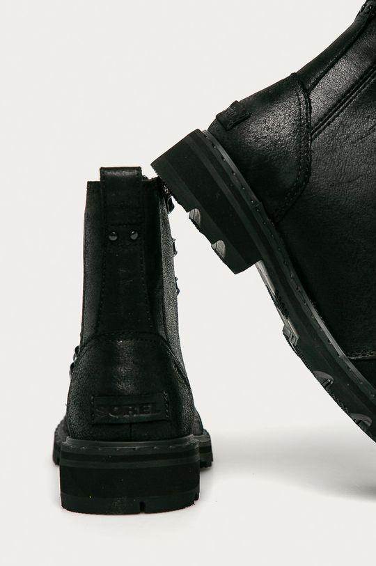 Sorel - Kožené členkové topánky Lennox Lace  Zvršok: Prírodná koža Vnútro: Textil Podrážka: Syntetická látka
