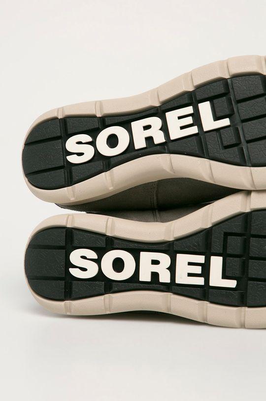 Sorel - Semišové boty Explorer Zip Dámský