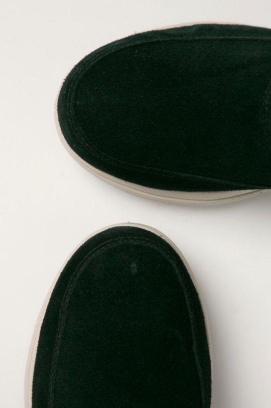 Sorel - Semišové boty Explorer Zip černá