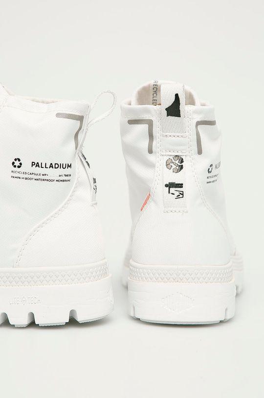 Palladium - Nízké kozačky  Svršek: Textilní materiál Vnitřek: Textilní materiál Podrážka: Umělá hmota