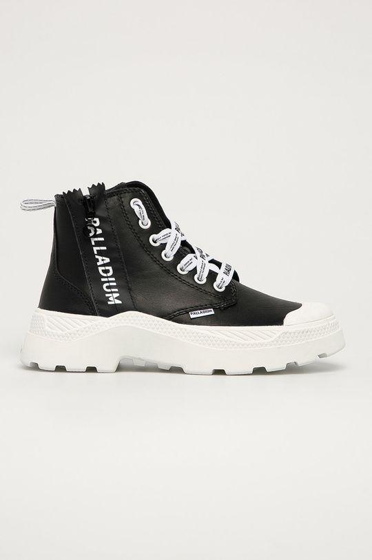 negru Palladium - Pantofi De femei