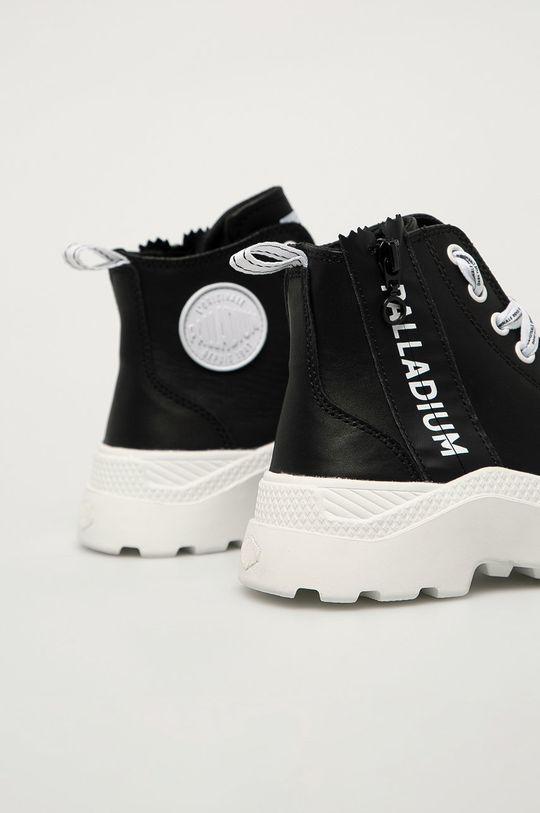 Palladium - Pantofi  Gamba: Piele naturala Interiorul: Material textil Talpa: Material sintetic