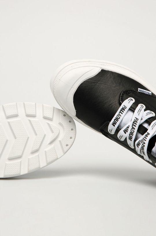 negru Palladium - Pantofi