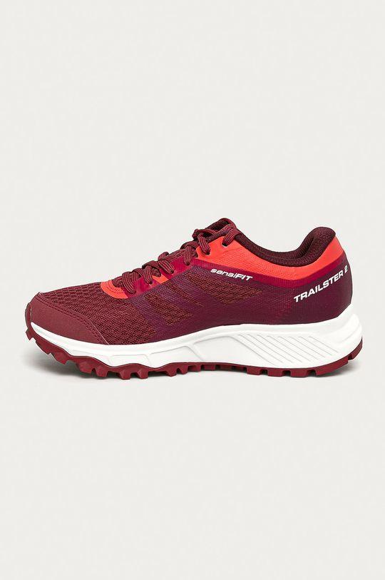 Salomon - Pantofi Trailster 2 W Rhodode  Gamba: Material sintetic, Material textil Interiorul: Material textil Talpa: Material sintetic