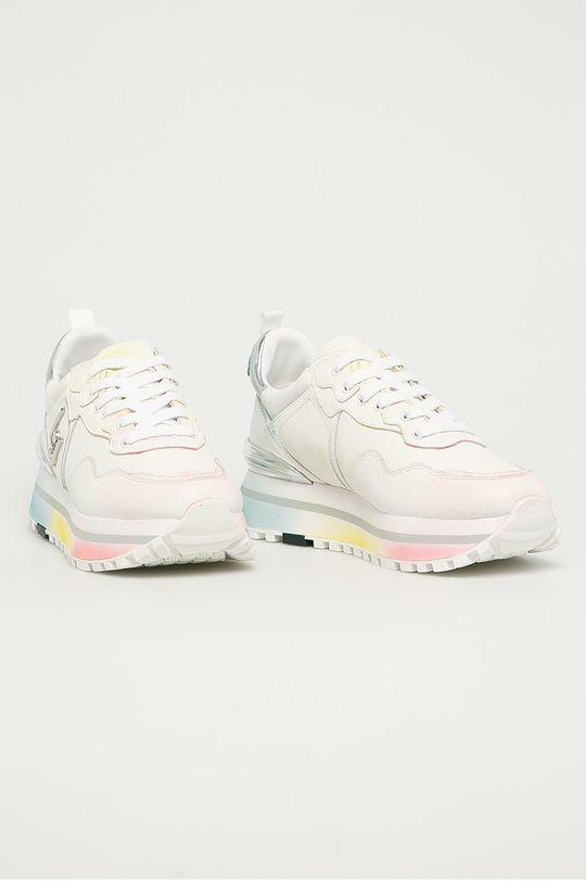 Liu Jo - Kožená obuv viacfarebná