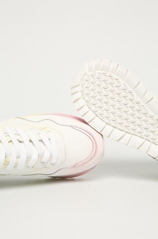 viacfarebná Liu Jo - Kožená obuv