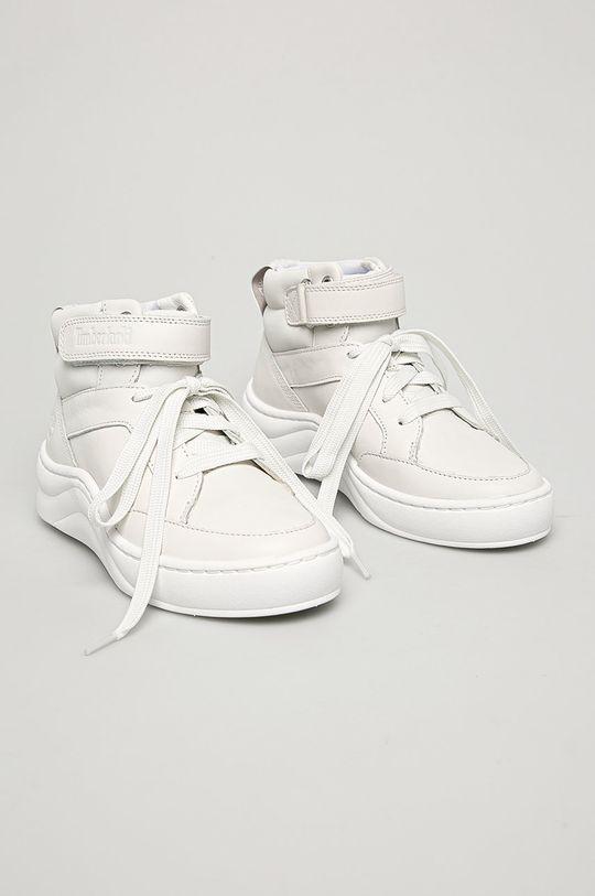 Timberland - Topánky Ruby Ann biela