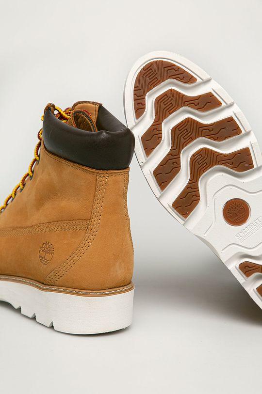 maro auriu Timberland - Pantofi Keeley Field