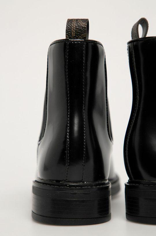 Calvin Klein - Boty s gumou  Svršek: Umělá hmota, Přírodní kůže Vnitřek: Umělá hmota, Přírodní kůže Podrážka: Umělá hmota