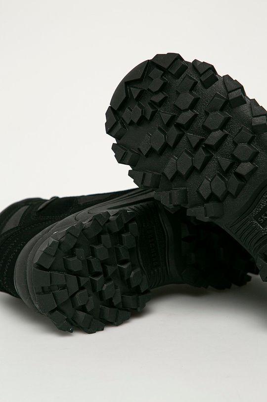 Skechers - Kožené boty Dámský