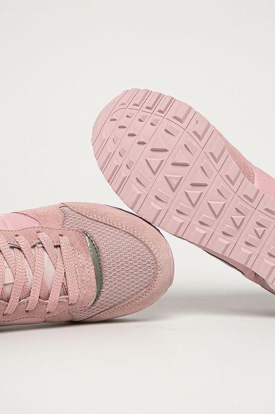 roz Skechers - Pantofi 155287