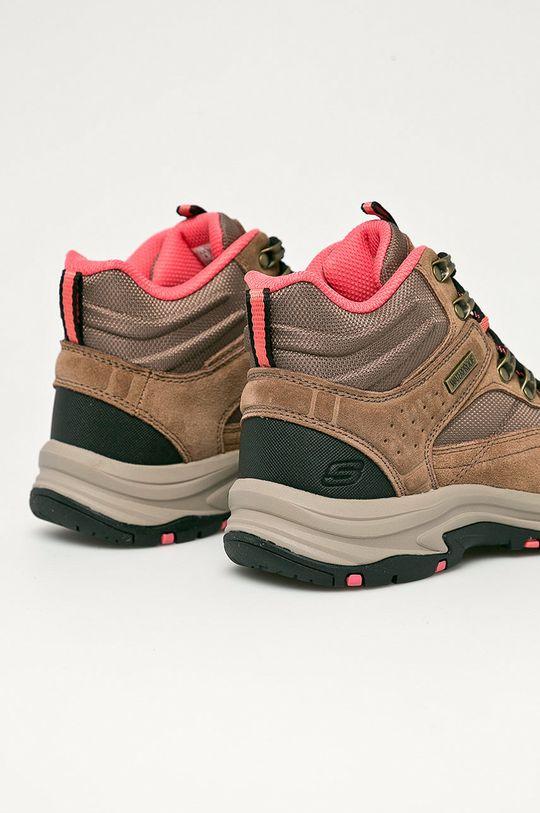Skechers - Pantofi  Gamba: Material sintetic, Material textil, Piele intoarsa Interiorul: Material textil Talpa: Material sintetic